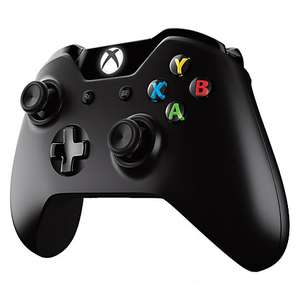 Xbox One Wireless Controller, Black with 3 year guarantee £39.95 @ John Lewis