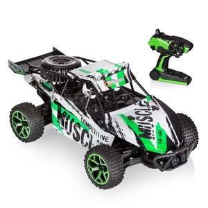 RC Monster truck 4WD - £18.99 Prime - Sold by Hobbit Village / Fulfilled by Amazon
