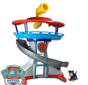 Paw Patrol Lookout playset £19.99 at Home Bargains