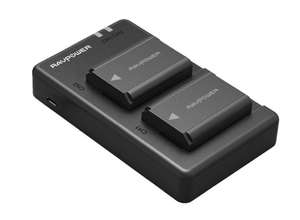 NP-FW50 RAVpower Batteries x2 plus charger (for Sony Camera) - £16.19 Prime / £21.18 Non-Prime - Sold by SunValleyTech / Fulfilled by Amazon