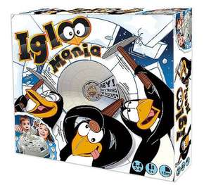 igloo mania game - £10 @ Tesco (C&C)