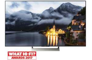 Sony BRAVIA KD49XE9005 49 inch 4K Ultra HD HDR Smart LED Android TV Freeview HD - £999 @ Richer Sounds
