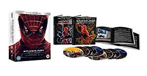 Spider-man Legacy 4k box set just £75.59 @ Amazon