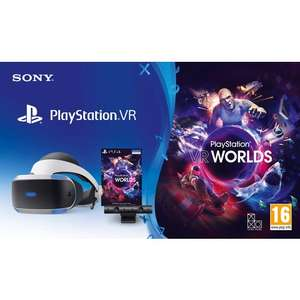FINALLLY! PS VR (CUH-ZVR2) available in UK - £349.99 @ Smyths
