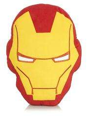 Marvel Comics Iron Man Cushion - £6 @ Asda (C&C)
