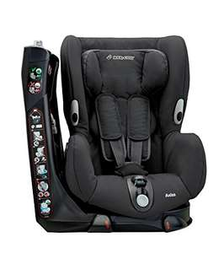 Maxi-Cosi Axiss Group 1 Car Seat, Black Raven - £103.98 @ Amazon