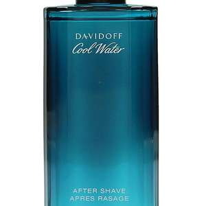 Davidoff Cool Water Aftershave Splash 75ml £12.71 Prime Delivery / £16.70 non-Prime @amazon