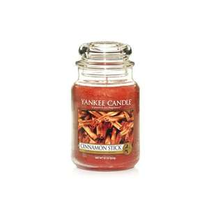 Yankee Candle 'Cinnamon Stick' Large, down from £24 to £16.80 @Debenhams + Free c+c