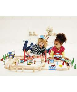 Adventure Train Set was £75.00  you save: £45.00 now £30.00 @ Mothercare