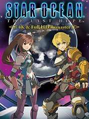 Star Ocean - The Last Hope (4K Full HD Remaster) - Day One Edition (Steam) £12.95 @ Greenman Gaming