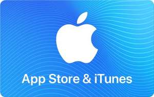 Upto 15% off on App store & iTunes Giftcards @ Tesco