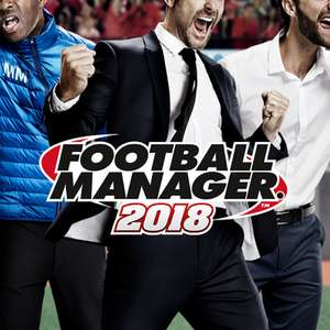 Football Manager 2018 - £19.50 delivered @ Ebbsfleet United