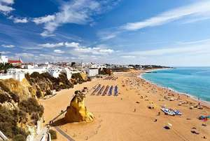 7-14nt Algarve Escape & Flights - from £89pp @ Wowcher