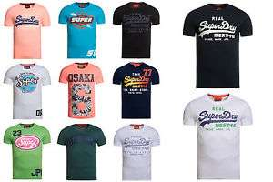 Superdry Factory Seconds T-Shirts Selection @ Superdry eBay Store - £9.99