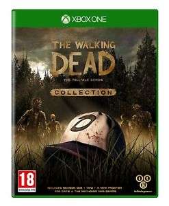 The Walking Dead - Telltale Series: Collection (PS4/XO) £27.99 Delivered @ TheEntertainmentStore via eBay