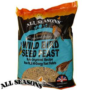 12.6kg of Bird Seed @ Home Bargains - £3.99