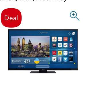 Digihome 55292UHDSFVPT2 Black - 55inch 4K Ultra HD LED, Only £359 with code at Co-op Electrical