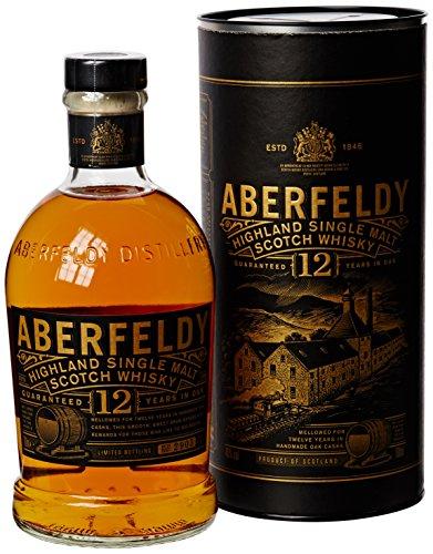 Aberfeldy 12 Year Old Single Malt - £19.99 (Prime) £24.74 (Non Prime) DOTD @ Amazon Prime