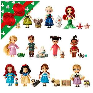 Disney Animators' Collection Princess Dolls, Set of 12 was £119.99 now £71.99 Del w/code @ Disney Store (more in OP eg Minnie Mouse Pyjamas For Kids was £9.99 now £5.99)
