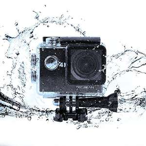 TEC.BEAN 4K Sport Action Camera 16MP WIFI Waterproof Camera From £79.99 to £35.99 Sold by AcJoy and Fulfilled by Amazon