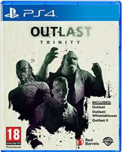 Outlast trinity ps4 /xbox @ base. Com for £15.85