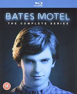 Bates Motel: The Complete Series [Blu-ray] - £22.37 @ Amazon