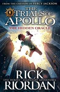 The Hidden Oracle (The Trials of Apollo Book 1) Kindle Edition - 99p