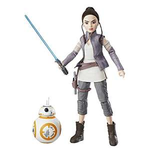 Star Wars Forces of Destiny Rey of Jakku and BB-8 - Amazon £13.98 (Prime) £16.97 (Non Prime)