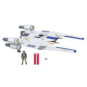 70% off - Star Wars: Rogue One Rebel U-Wing Fighter - £13.49 - Save £31.50 @ The Entertainer