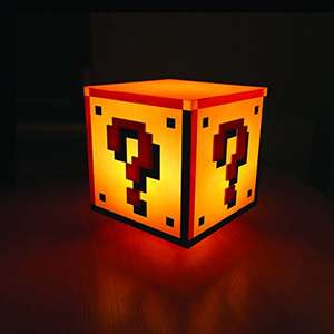 Super Mario Bros. Question Block Light @ Amazon (Prime Exclusive) £9.99