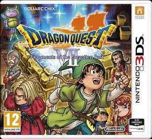 Dragon Quest VII: Fragments of the Forgotten Past 3DS Game. From Argos on ebay - £16.99