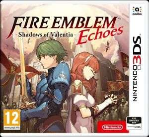 Fire Emblem Echoes: Shadows of Valentia 3DS £19.99 @ Argos ebay