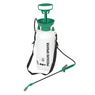 Clean yer bike on the cheap! Hand pump 7L pressure washer £7.99 @ Screwfix