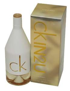 Calvin Klein CKIN2U for Her Eau de Toilette Spray - 150 ml - Only £15.90 delivered from Amazon! (Prime Exclusive)