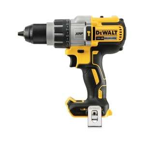 DEWALT DCD996N 18V XR BRUSHLESS HAMMER DRILL DRIVER (BODY ONLY) NOW £113.96 WAS 149.96