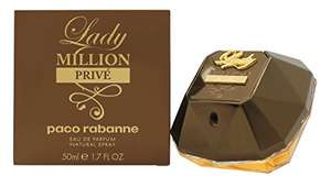 Lady million 50ml prive perfume at Amazon for £48.67