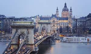 4-Night Prague and Budapest Stay inc flights from £101.15pp @ Groupon w/code