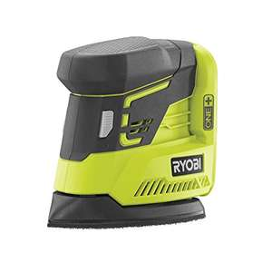 Ryobi R18PS-0 ONE+ Palm Sander - £30.99 @ Amazon ( Lightning Deal )
