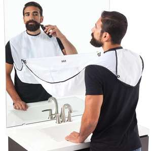 Shaving Hair Catching bib using code £1.53 @ Geekbuying