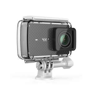 YI 4K Plus Sport Action Camera 4K/60fps 2.2 Inch Touch Screen Wide Angle with Waterproof Case Black with FREE Handlebar bike mount £199.99 Sold by YI Official Store UK and Fulfilled by Amazon