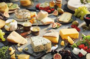 Cheeseboard Champions various types and sizes of Cheese from 99p @ Lidl (INSTORE)