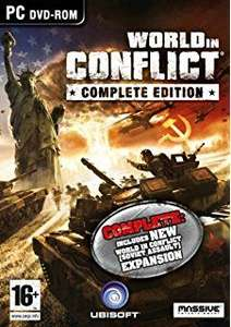 World in Conflict Complete FREE @ Uplay