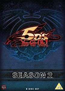 Yu-Gi-Oh! 5Ds - Season 2 £18.99 @ DVD Overstocks on eBay