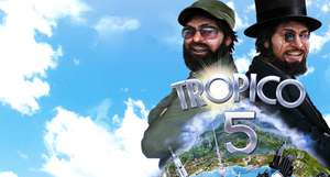 [Steam] Tropico 5 - £2.25 - Fanatical