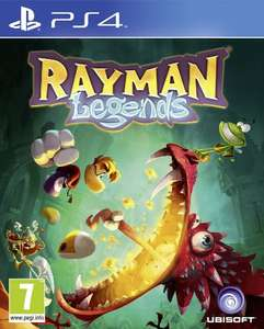 Rayman Legends PS4 edition (free delivery if you add stuff to >£20 order value, or for Prime customers)