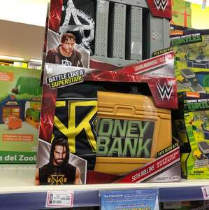 WWE Role Play Sets - £10 instore @ The Entertainer