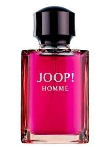 JOOP HOMME EAU DE TOILETTE SPRAY 125ML - £10 instore @ Poundworld