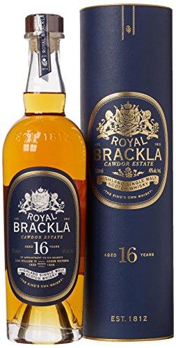 Royal Brackla 16 Year Old Single Malt Scotch Whisky/Whiskey - Amazon Lightning Deal