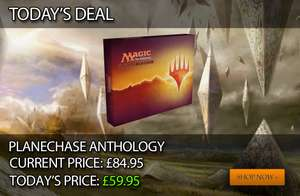 Magic the Gathering Planechase Anthology 59.95 Delivered! @ Magic Madhouse