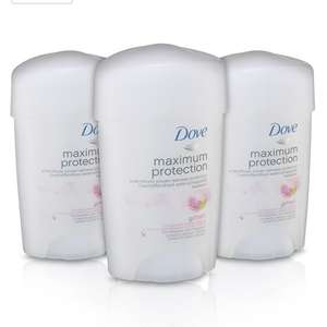 Dove maximum 3 pk deodorant £7.62 @ Amazon Prime / £11.61 non-Prime